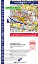 ICAO Karte Nürnberg