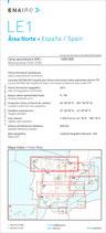 ICAO Karte LE1