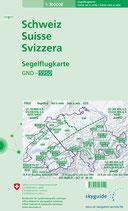 ICAO Schweiz Segelflug