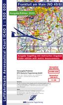 ICAO Karte Frankfurt