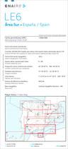 ICAO Karte LE6