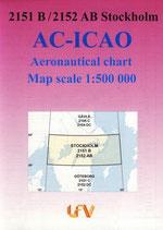 ICAO Karte Stockholm