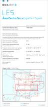 ICAO Karte LE5