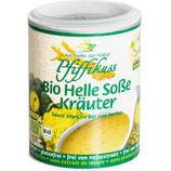 Bio helle Soße mit Kräutern / Pfiffikus