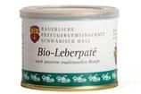 Echt Hällische Dosenwurst: Bio-Leberpaté
