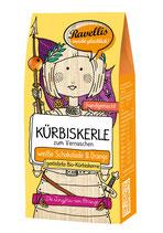 """NEU bei uns im Shop """"Die Jungfrau von Orange"""" - Kürbiskerne weiße Schokolade & Orange"""