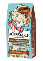 """NEU bei uns im Shop """"Winterbubi"""" - Kürbiskerne Vollmilchschokolade & Lebkuchen"""