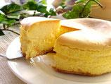 飛騨高山産蜂蜜入りしっとり手作りチーズケーキ12cm・4号