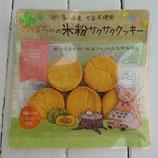 【卵・乳・小麦・アーモンド不使用】かぼちゃのサクサククッキー