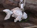 Fisch 925 Silber