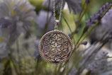 Blume des Lebens Amulett 32mm
