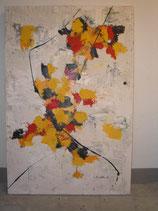 Oel Bild Herbst 1mx1.20cm