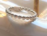 Ring 925 Silber fein mit Kügeli
