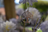 Lebensbaum 925 Silber 3x3cm