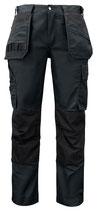 5531 Pantalon renforcé noir