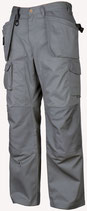 5506  Pantalon gris acier