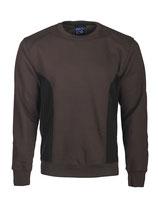 2122 Sweatshirt brun