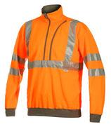 6102 Sweat Shirt col camiomeur en471-classe3
