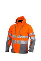 6419 orange / gris