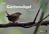 Kalender GARTENVÖGEL Dauer-Kalender
