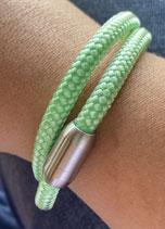 Armband doppelt 5mm/6mm Seil
