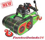 Forstseilwinde, Seilwinde VF 155 Automatik-Ultralight + 80m Seil