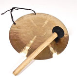 gong solaire 35 cm