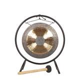 Gong lunaire 35 cm avec support