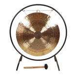 Gong Solaire 65 cm avec support