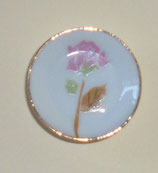 Rose Wall Plate