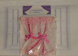 The Pink & White Striped Curtain Range