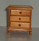 Pine 3-drawer Cabinet