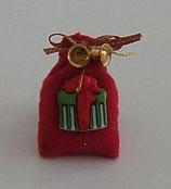 Red Large Christmas Present Christmas Gift Sack