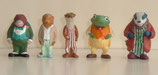 Wind & The Willows Set of 5 Figurines