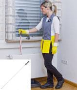 Комплект Уборщик радиаторов (рукоятка + 5 насадок)