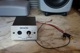Denon AU-320 Step-up transformer