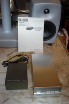 Denon HA-1000 MC Head Amplifier (Active MC Step-up)-----SOLD!SOLD!