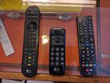 LG - remotes