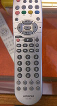 Hitachi remote CLE-967
