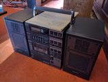 Sony FH-9 Ghetto Blaster / Portable component mini-set