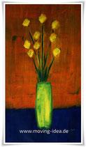 "Maxi-Postkarte ""Blume"""