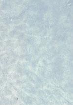 Japanisches Reispapier Hellblau