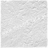 Weißes Baumwollpapier