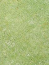 Papiervlies Tannengrün mit Goldfasern