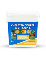 Chelated Copper and Vitamin E
