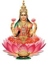 Reiki de La Prosperité et L'Abondance Divine de la Déesse Lakshmi