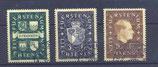 Wappen + Fürst Kat. 147-149