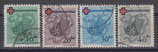 1949 Rheinland-Pfald Rotes Kreuz