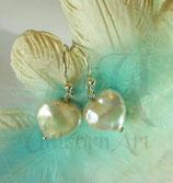 Ohrringe Süsswasser-Perle
