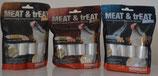 MEAT & trEAT - Schnittfeste & extrasofte Trainingswürste aus 100 % Fleisch